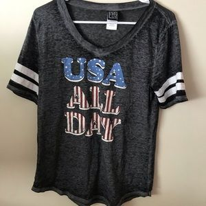 usa shirt from kohl's